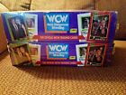 VINTAGE 1991 IMPEL WCW WRESTLING FACTORY SEALED BOX OF 36 PACKS OF 12 CARDS