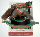 1994 ROCKING HORSE HALLMARK CHRISTMAS ORNAMENT # 14