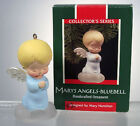 1989 MARY'S ANGELS BLUEBELL HALLMARK ORNAMENT # 2