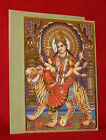 DIVINE MOTHER DURGA - DURGA MA - CARD - NEW
