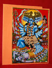 DIVINE MOTHER KALI - KALI MA - CARD - NEW