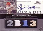OZZIE SMITH 2006 TOPPS STERLING AUTOGRAPH 10 10