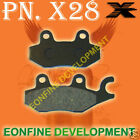 BRAKE PAD for TRIUMPH SPEE TRIPLE TRIDENT TIGER 900 955