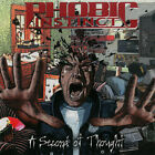 PHOBIC INSTINCT-A SECOND OF THOUGHT-CD-sod-mod-hirax-thrash-crossover