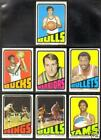 1972-73 Topps Lot of 7 Vintage Basketball Cards!