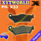 BRAKE PADS MOTO GUZZI Breva Griso Bellagio Quota Griso Norge Stelvio California