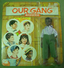 VINTAGE MEGO OUR GANG BUCKWHEAT 6 INCH 1975 MOC RARE