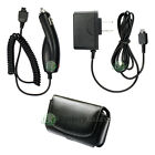 Wall+Car Battery Charger+Case for LG vx8550 Chocolate 2