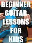 Beginner Guitar Lessons for Kids DVD New Approach Adults Love It Too Classics
