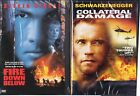 Fire Down Below (DVD, 1998)& Collateral Damage (DVD) - 2 Action & Adventure DVDs