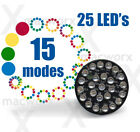 25 LED Spa Light Hot Tub 15modes 5 7more MODES than ALL the rest +AMBER