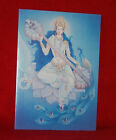 SARASVATI - DIVINE MOTHER SARASWATI - BLANK CARD - NEW