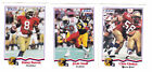 1994 Jogo CFL Ottawa Roughriders Team Set 30 CARDS
