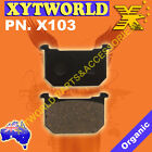 Front Brake Pads for Kawasaki Z440 Z 440 C2 D5/D6 H1/H2