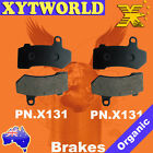 Front Brake Pads Harley Davidson FLHTCUTG Tri Glide Ultra Classic Trike 2009-11