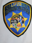 California Highway Patrol Patch Eureka 4 1/2