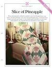 Slice of Pineapple Quilt  Block Best Loved Quilt pattern  templates
