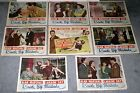 MARSHA HUNT/LARAINE DAY/ALAN MARSHAL orig 1944 lobby card set BRIDE BY MISTAKE