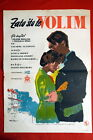 WO DO HIN GEHST GERMAN GISELA TROWE 1957 MARTIN HELLBERG EXYU MOVIE POSTER