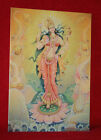LAXMI - DIVINE MOTHER LAKSHMI - BLANK CARD - NEW