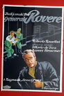 GENERAL ROVERE VITTORIO DE SICA ITALIAN 1959 UNIQUE RARE EXYU MOVIE POSTER