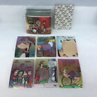 BLOOM COUNTY OUTLAND by BERKE BREATHED Complete PARALLEL STICKER Card Set ~ RARE