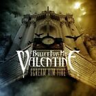 BULLET FOR MY VALENTINE Scream Aim Fire CD BRAND NEW
