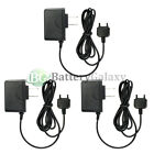 3 Fast Battery Home Wall AC Charger for Sony Ericsson CyberShot c905 c905a TM506