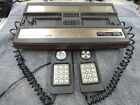 Mattel Intellivision VINTAGE Game Console w/ 2 key pads Model 2609 #1