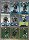 CAM NEWTON 2011 9 ROOKIE CARD LOT ALL MINT TOPPS PLATINUM XFRACTOR PRIME 699