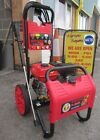 7hp Petrol Engine Pressure Washer With 4 Nozzles. 3000PSI Pressure washer.