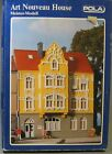 POLA ART NOUVEAU HOUSE MEISTER-MODELL HO KIT ho gauge train building 11178