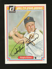 Ralph Kiner Baseball Cards and Autographed Memorabilia Guide 9