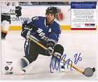 Martin St. Louis Cards, Rookie Cards and Autographed Memorabilia Guide 39