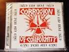 Corrosion Of Conformity: Eye For An Eye + Six Songs Mike CD 2012 COC C.O.C. NEW
