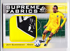 Jeff Cunningham 2011 UD SP Game Used Soccer Supreme Fabrics Logo Patch SP 07 15