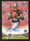 2012 TOPPS PRIME COPPER RAINBOW RG3 ROBERT GRIFFIN III REDSKINS AUTO ROOKIE 4 25