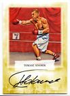 Tomasz Adamek 2011 Ringside Boxing Round 2 Autographed Gold Card 10 #A-TA2