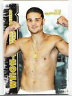 Peter Manfredo Jr 2011 Ringside Boxing Round 2 Weigh In Gold Base Card 9 #136