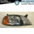 Headlight Headlamp Passenger Side Right RH NEW for 98 01 Geo Metro Firefly