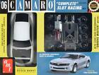 AMT 2006 VINTAGE CHEVY CAMARO CONCEPT GM  SLOT CAR RACING KIT 1:25 DRAG STREET