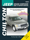 GRAND CHEROKEE SHOP MANUAL SERVICE REPAIR BOOK CHILTON JEEP HAYNES 2005-2014