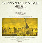 J.S.BACH MESSEN ORGELWERKE 4LP-BOX INTERCORD (c886)