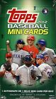 2012 Topps Mini Baseball Box