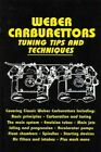 WEBER CARBURETOR MANUAL BOOK TUNING TIPS DCOE