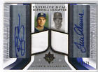 BEN SHEETS TOM SEAVER 2004 ULTIMATE COLLECTION DUAL AUTO GAME USED # 9 25
