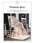 Mountain Rose Quilt  Block Best Loved Quilt sewing pattern  templates