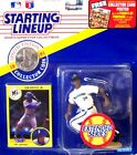 Ken Griffey Jr Starting Lineup Figure/Seattle Mariners/Extended/1991 Kenner Toy