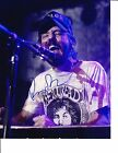 BAND OF HORSES BEN BRIDWELL SIGNED SINGING CONCERT 8X10