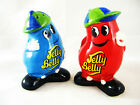 Jelly Belly Jelly Beans Characters Salt & Pepper Shakers - NEW - FREE SHIPPING
